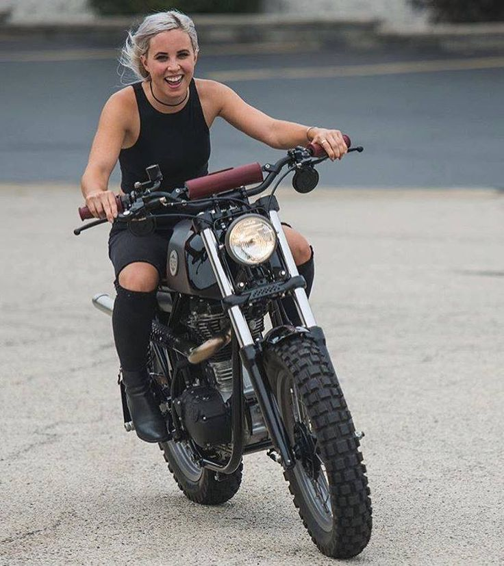 Image result for biker girl