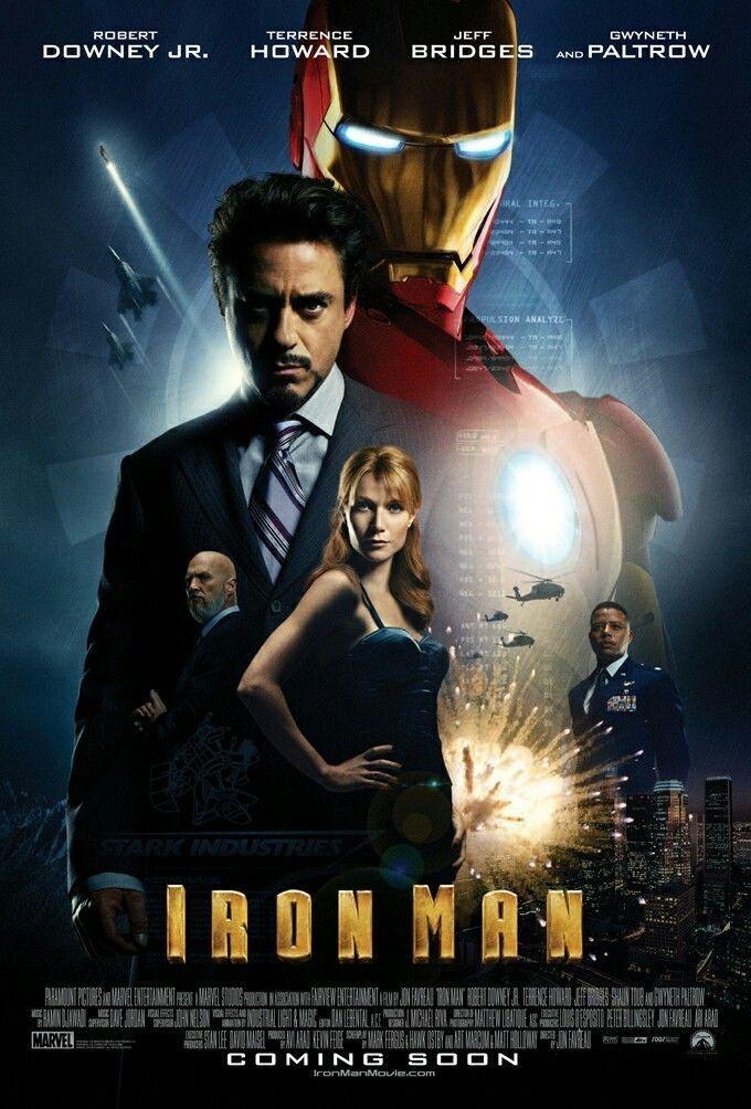 Pin De Octavio Pantoja En Iron Man Peliculas De Iron Man Peliculas Marvel Peliculas Online