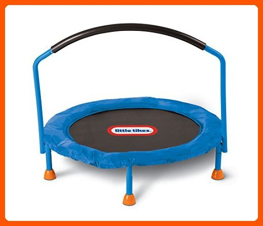 Little Tikes 3' Trampoline - Toys for little kids (*Amazon Partner-Link)