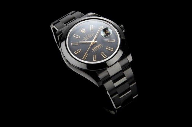 Bamford Watch Department x Rolex 'Datejust'