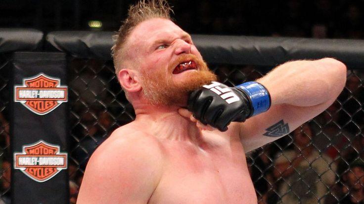 Josh Barnett vs. Andrei Arlovski set as main event for UFC in Germany #iNewsPhoto