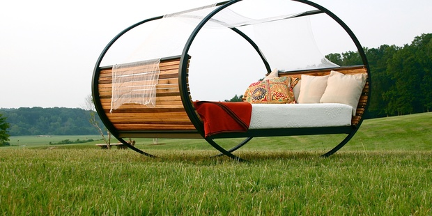 Organic furnitureDecor, Outdoor Beds, Ideas, Shiner International, Mood Rocks, Rocks Beds, Dreams House, Furniture, Design