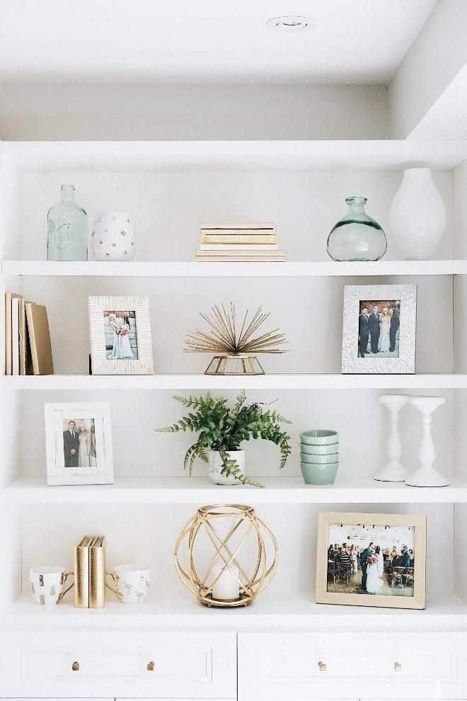10+ Top Shelves Designs Living Room