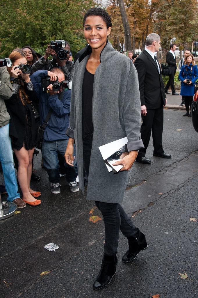 Ayo Paris Fashion week 2013