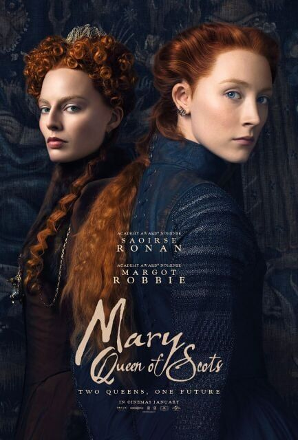 Chickflix Movie Reviews By Chicks Review Mary Queen Of Scots