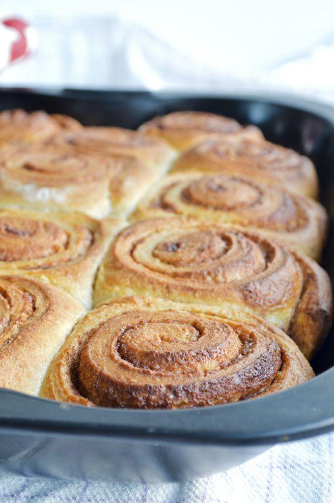 Overnight Cinnamon Rolls | Great & Easy Breads | Pinterest