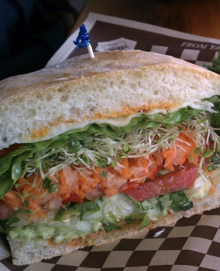 Craving a sandwich while in Walla Walla, Washington? Head over to graze where you won't be disappointed!