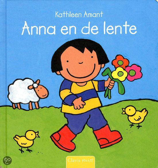 bol.com   Anna en de lente, Kathleen Amant   9789044821871   Boeken