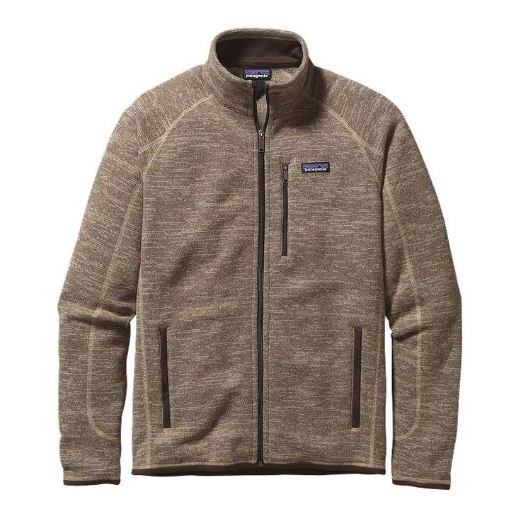 Cody. Christmas.Patagonia Men\'s Better Sweater\u00AE Fleece Jacket - Pale Khaki PEK