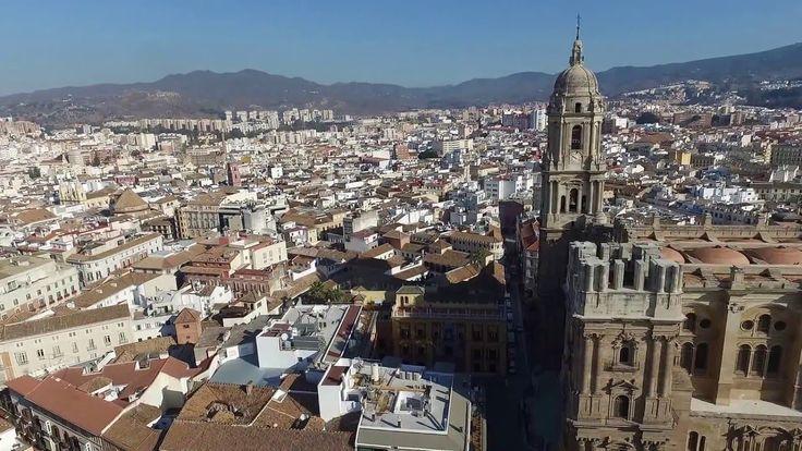 Recorrer la ciudad de Málaga en tu coche de alquiler http://alquilercochesmalaga.soloibiza.com/recorrer-la-ciudad-malaga-coche-alquiler/ #alquilerdecochesenMálaga