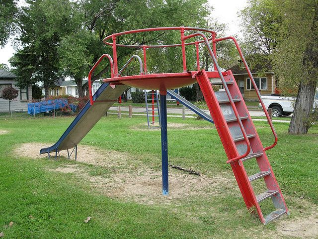 Used Metal Playground Equipment : Best images about old playground equipment on pinterest