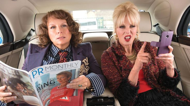 Watch Absolutely Fabulous: The Movie | Movie & TV Stream