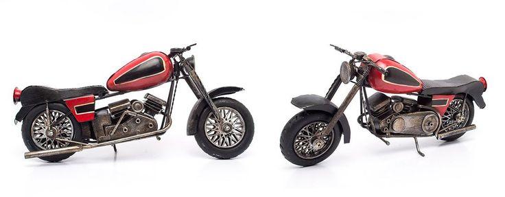 Miniatura Moto Café Racer - Machine Cult   A loja das camisetas de carro e moto