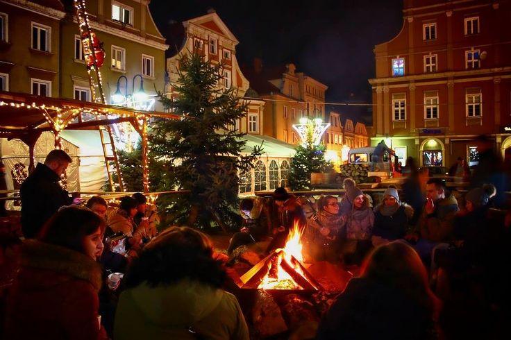Jarmark Bożonarodzeniowy w Opolu. Atrakcje dla dorosłych i dla dzieci.