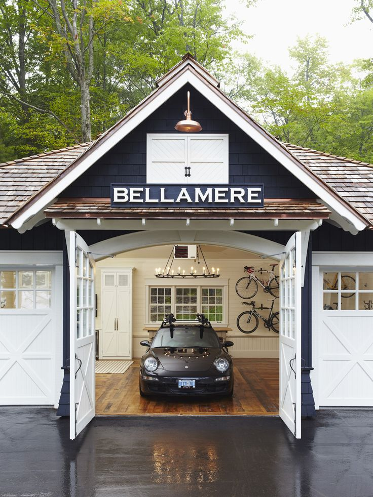 17 best images about garages carports on pinterest for Coach house garage prices
