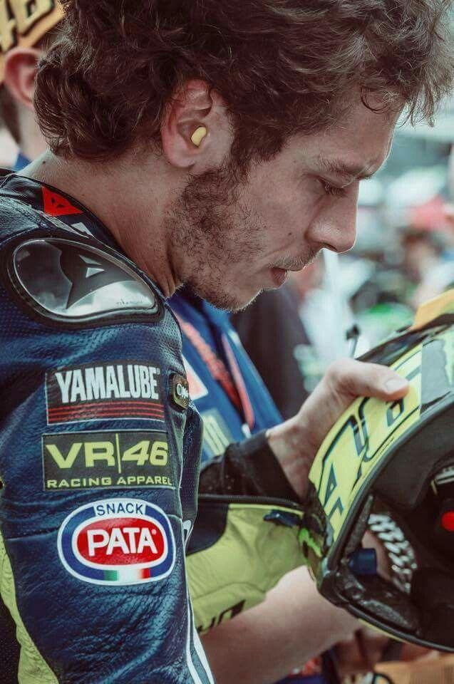 Valentino Rossi in race mode #46