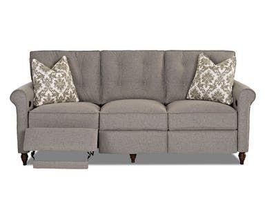 Klaussner Living Room Holland Sofa D84003 Pwhs Home Furnishings Asheboro North Carolina