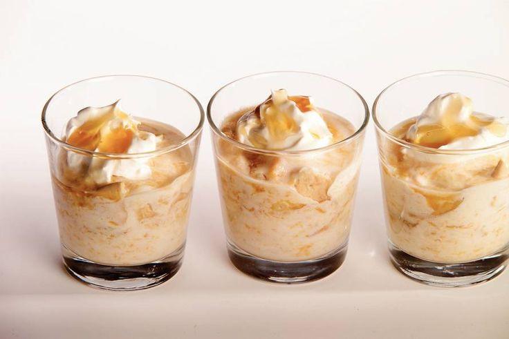 Kijk wat een lekker recept ik heb gevonden op Allerhande! Kruimelkwark met abrikozen