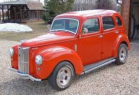 Image result for images of 1949 ford prefect