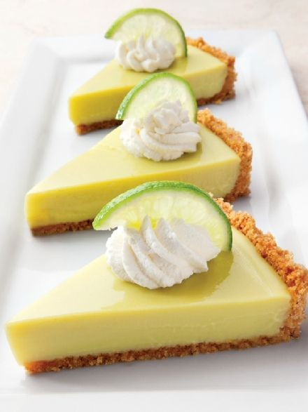 Vegetarian Low FODMAP Recipe and Gluten Free Recipe - Lime pie - http://www.ibscuro.com/lime_pie.html