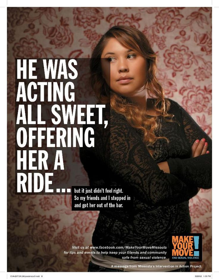 Make Your Move! End Sexual Violence
