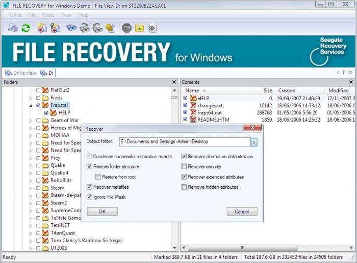 Seagate File Recovery Crack Software Plus Serial Keys
