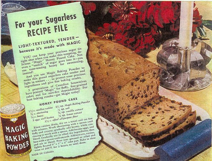 271 best world war 2 rationing recipes images on pinterest vintage 1944 recipe for honey pound cake forumfinder Choice Image