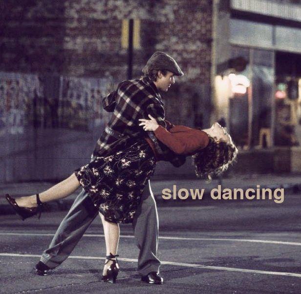 slow dancing... it is just too beautiful! @Ian Sam Alvarez-Tostado
