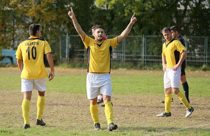 Gabriel Pristolian, 11 goluri în primul meci din Cupă! Electroaparataj a învins cu 14-1
