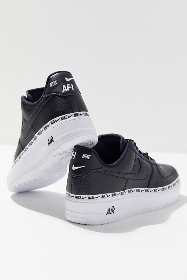 Slide View  5  Nike Air Force 1  07 SE Premium Overbranded Sneaker 2a82a8b27