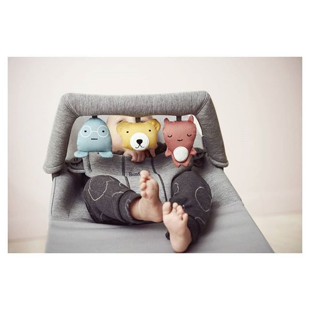 Scandi Bouncer Babyessential Alert Made Of Soft Cotton And 3d Jersey This Babybjorn Bouncer Is Made Of The Softest Baby Bjorn Baby Development Baby Corner