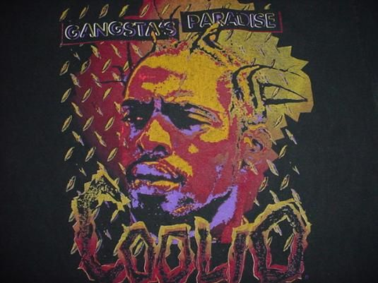 compare ganstas paradise to amish paradise Coolio - gangster's paradise featuring lv the song was also listed #69 on billboard's greatest songs of all-time and number one biggest selling single of 1.