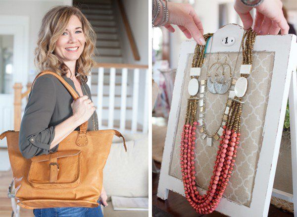 Noonday Collection | Purse | Necklace