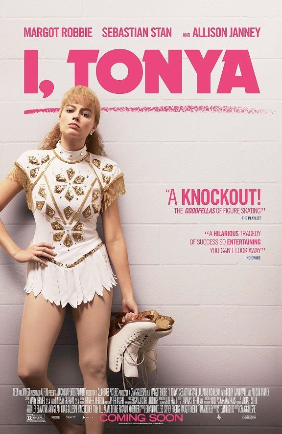 """A Review of """"I, Tonya,"""" a video preview, and a look at 2017's best and worst movies, all in the latest Movies with Meaning post on the web site of The Good Media Network, at https://thegoodradionetwork.com/2018/01/16/movies-meaning-brent-marchant-tgmn-movie-correspondent/. #BrentMarchant #MovieswithMeaning #TheGoodMediaNetwork #ITonya #FrankiesenseandMore"""