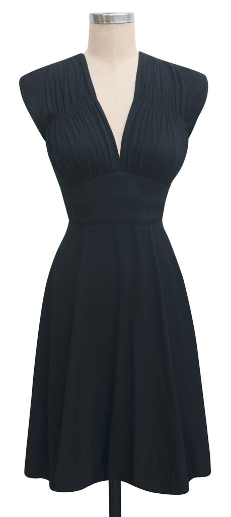 1940's Dress | Vintage Inspired Dress | Trashy Diva