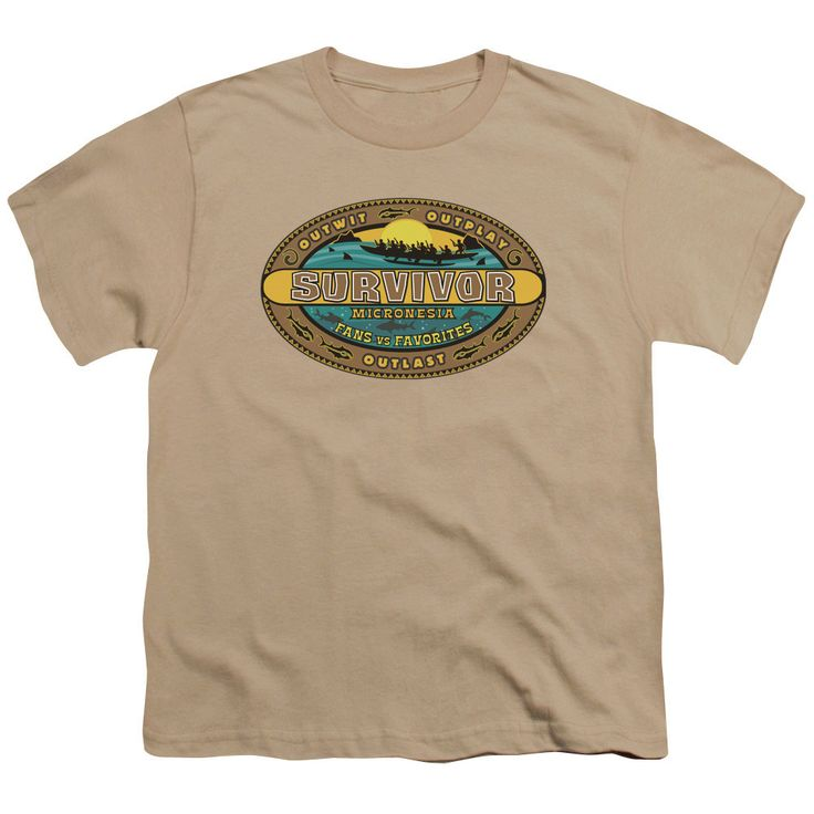 Survivor Micronesia Youth T-Shirt