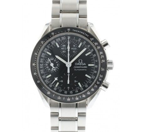 Used and Certified Omega Speedmaster Day-Date 3520.50.00 ERP29466