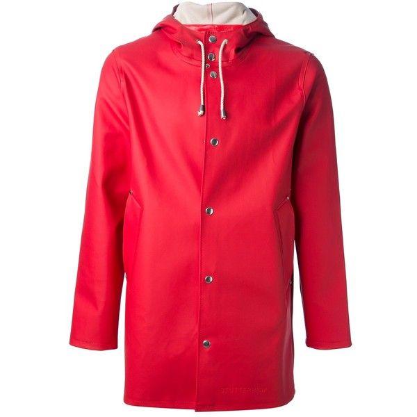 Best 25  Red raincoat ideas on Pinterest | Rain coats, Rain jacket ...