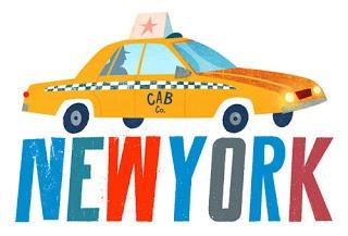 NYC cab by Jamey Christoph