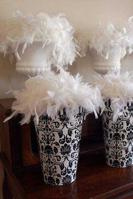 Best tissue paper poms wedding decor images on