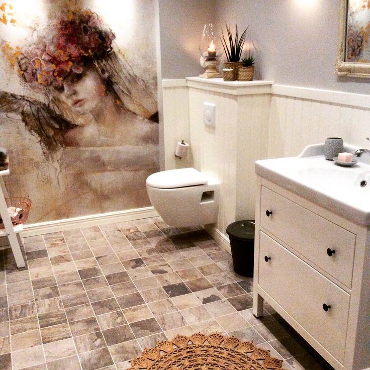 Ett av våra badrum