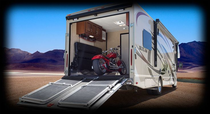 Rv Garage Man Cave : Best images about toy haulers on pinterest radios