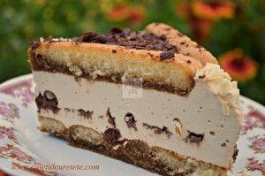 Amandine cu fondant si crema de ciocolata - Prajituri - Gastronomie - Mobile Ele.ro