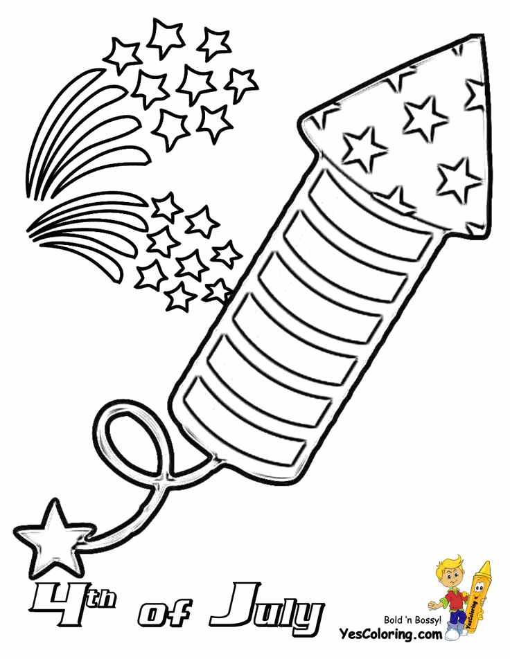 30 best Free 4th July Coloring Pages images on Pinterest
