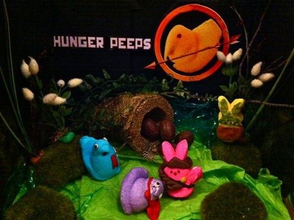Hunger Peeps