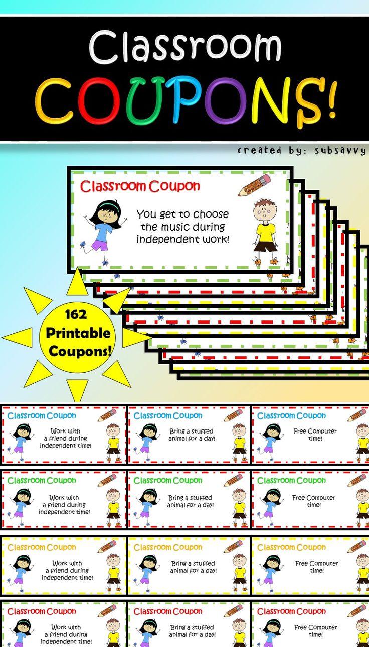 1000+ ιδέες για Classroom Coupons στο Pinterest | Διαχείριση ...