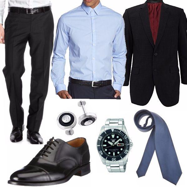 Non è necessario indossare uno smoking per essere eleganti,  Una giacca e una cravatta possono fare la differenza, trasformando noi e le nostre compagne anche solo per una sera. E non c'è nulla di meglio che puntare sul classico: i colori scuri che ben si adattano a tutte le occasioni, e rendono ogni singolo capo un passpartout che potrà essere indossato ancora e ancora, con ogni tipo di capo.... dopotutto, la giacca nera non è forse anche adatta ad un paio di jeans e una maglietta girocollo…