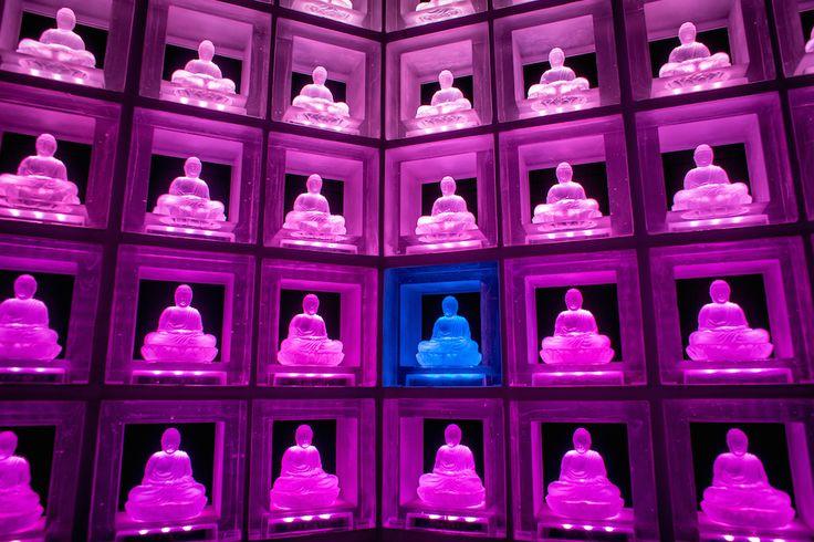 Le foto del tempio buddista tecnologico - Il Post