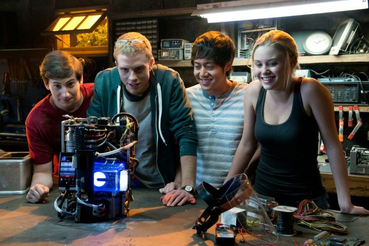 """Directed by first-timer Dean Israelite, but branded more by its association with producer Michael Bay, who shepherded under the same shroud of secrecy as with Todd Phillips' wildly successful """"Project X,"""" the end result fails to deliver that renegade one-off's sense of novelty or excitement — and will likely fall far short of """"X's"""" $102 million haul, despite hefty cross-promotion from Par partner MTV."""