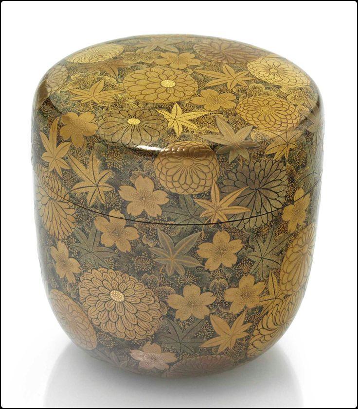 Natsume - tea caddy